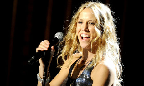 Sheryl Crow keeps it classy in Vancouver
