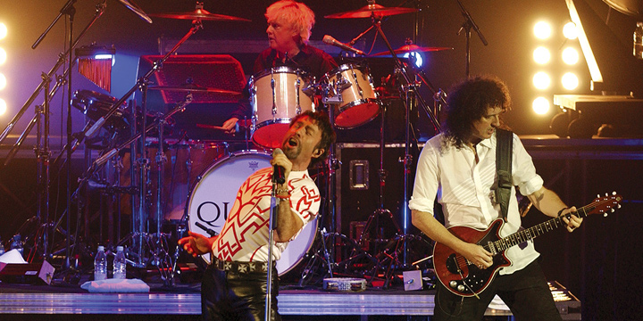 Queen and Paul Rodgers rock Vancouver
