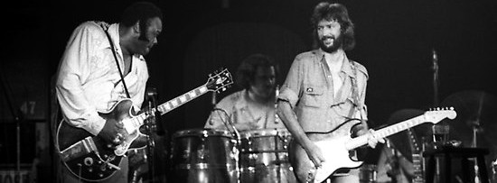 Eric Clapton box set features Slowhand trading licks with Freddie King