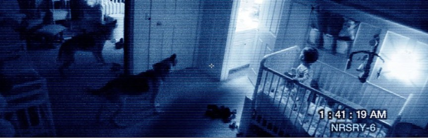 Horror review: Paranormal Activity 2
