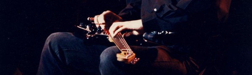 "23-year-old guitar star Jeff Healey says ""I've got a lot of listening to do"""