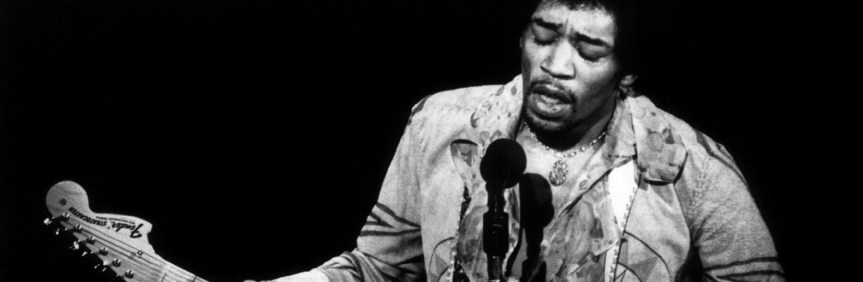 """""""Music is getting too heavy,"""" said Hendrix a week before his death"""