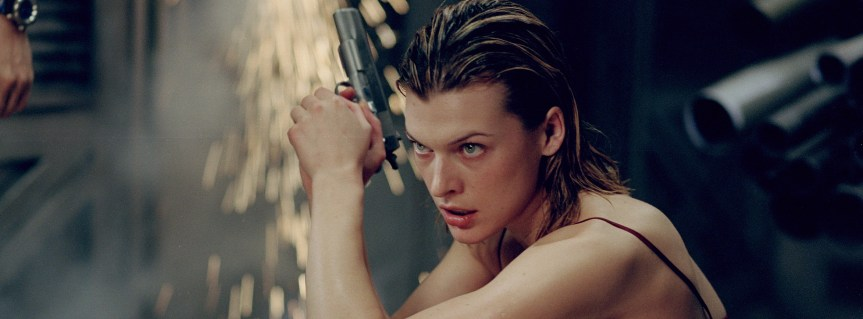 Horror review: Resident Evil