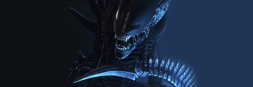 Horror review: Alien–The Director's Cut