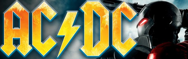 Iron Man 2 compiles some of AC/DC's best, if not biggest
