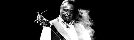 My one and only interview with legendary bluesman Albert King