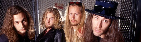 Alice in Chains matches drug-war desperation with Facelift's angry riffs