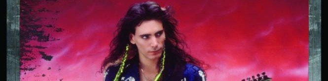 Steve Vai talks Frank Zappa, dream states, blowjobs, and Passion & Warfare