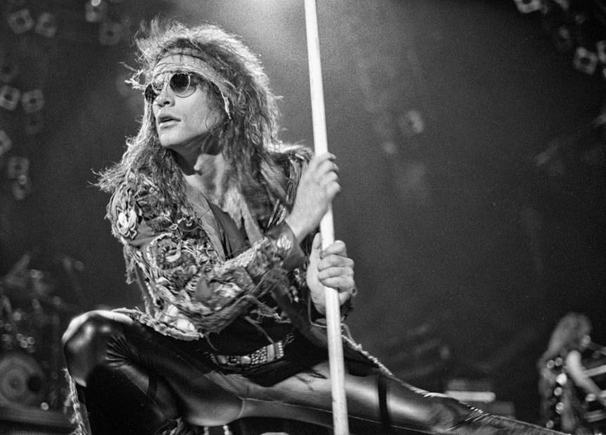 Bon Jovi brings New Jersey to Vancouver, Aerosmith and Mötley Crüe crash the party