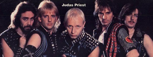 "Judas Priest's Rob Halford calls heavy-metal ""a young musical force"" in 1984"
