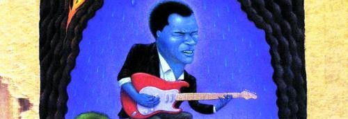 Robert Cray gets the thing happening on Some Rainy Morning