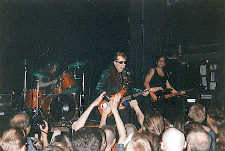 Freaky Ponytail Action And 60s Rave Ups At Link Wray S Vancouver Riff O Rama Earofnewt Com