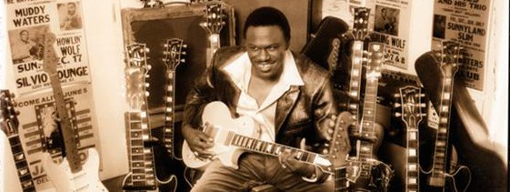 Guitar great Steve Cropper helps helm Joe Louis Walker's Great Guitars
