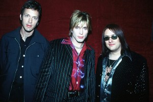 Goo Goo Dolls At The 26Th Annual American Music Awards At The Shrine Auditor