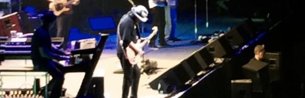 Santana's guitar magic outshines Rod Stewart's showmanship in Vancouver