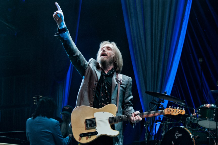Tom Petty will play some of the Newt's fave tunes in Vancouver