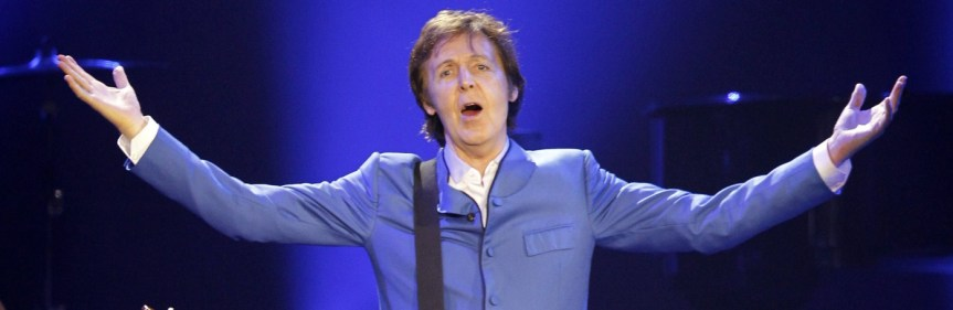The Art of McCartney boasts '70s rockers Heart, Steve Miller, Sammy Hagar, and the Coop