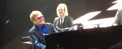 Elton John and his giant jellyfish conquer Vancouver