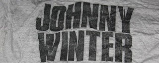 Johnny Winter is white, hot, and blue in Vancouver