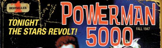 Rob Zombie's kid brother Spidey One is Powerman 5000's superhero