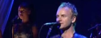 Sting calls on the Police to get Vancouverites acting like rock fans