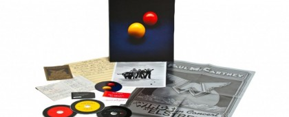 Paul McCartney & Wings deluxe-edition box sets are pretty sweet