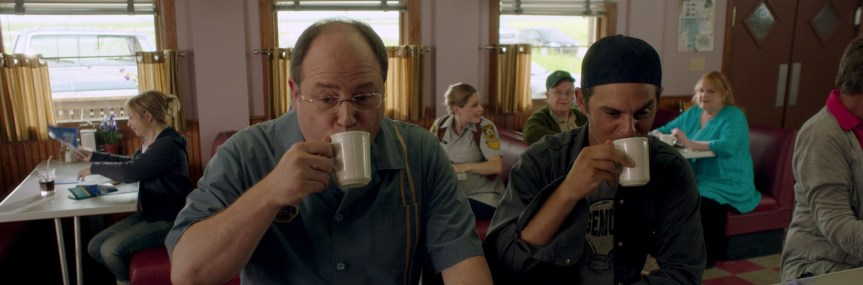 "Brett Butt calls Corner Gas: The Movie ""the little cherry-on-top kinda thing"""