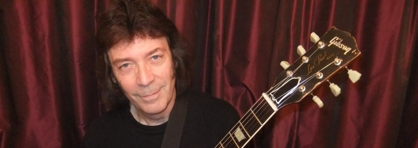 Steve Hackett on the old Genesis trick of using restraint and shutting up occasionally