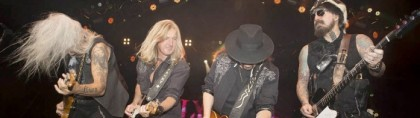 """Lynyrd Skynyrd heads to Vancouver for a """"Friday Night Special"""""""