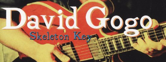 David Gogo gives Depeche Mode a bluesy makeover on Skeleton Key
