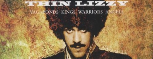 Thin Lizzy box set is a fitting tribute to hard-rock poet Phil Lynott