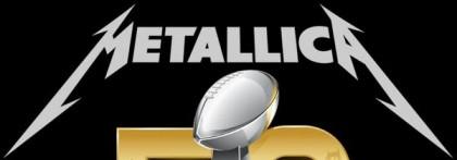 Metallica must kick ass at Super Bowl 50