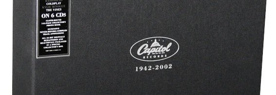 Capitol Records 60th Anniversary box gets the Newt's noggin noddin'