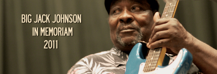 Delta bluesman Big Jack Jackson says you can't hardly tell the rap kids nuttin'