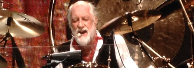 Fleetwood Mac brings one helluva drum sound to Vancouver