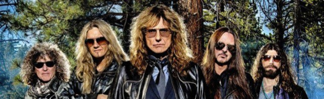 Whitesnake's Purple Tour offers equal servings of Burn and Stormbringer, one bite of Come Taste the Band