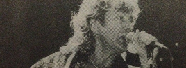 Robert Plant kicks off his 1985 World Tour with a '50s-style sock hop in Vancouver