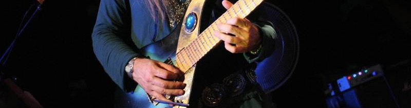 Uli Jon Roth invented the Sky guitar because 24 frets weren't enough