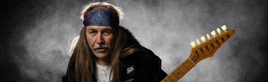 That time Uli Jon Roth told me that he'd most like to jam with David Gilmour, Ritchie Blackmore, and Jeff Beck