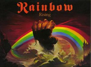 Rainbow, Rising