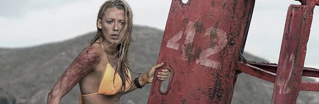 The Shallows is harrowing and ridiculous, just like Jaws