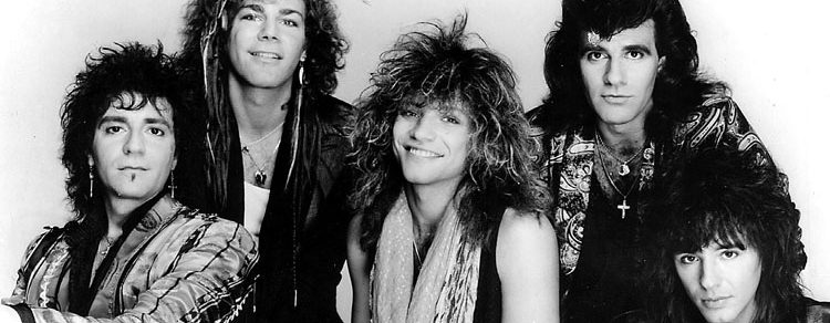 "Jon Bon Jovi in 1986: ""As long as there's a plug, we'll plug it in."""