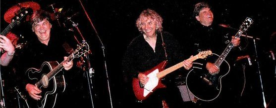 "Albert Lee says that his Everly Brothers gig was a ""natural"""