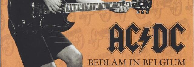 "That time Malcolm Young told me what inspired AC/DC's ""Bedlam in Belgium"" and how ""music tames the beast"""