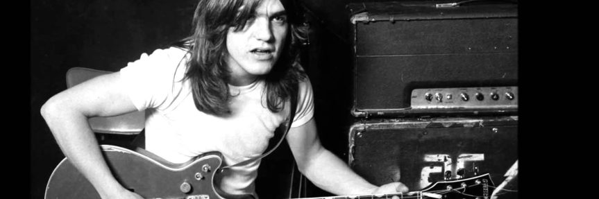 "That time AC/DC's Malcolm Young told me that he just ""tinkles"" on lead guitar: ""You can't outdo Angus"""