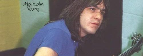"That time back in 1983 when Malcolm Young told me that AC/DC like their videos ""raw and basic"""