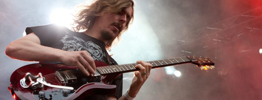 Opeth founder Mikael Åkerfeldt loves '70s rock, says he was born in the wrong decade