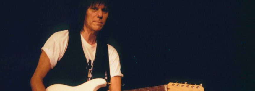That time Jeff Beck told me that Grammys mean nothing to him–especially when he loses to Santana!