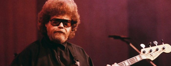 "That time I asked bass legend Donald ""Duck"" Dunn why they called him Duck"