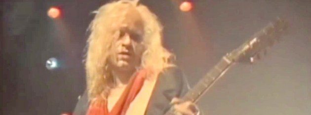 That time Def Leppard's Steve Clark told me that Pyromania set the standard for a lot of groups
